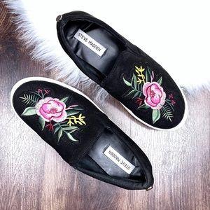 Steve Madden | Floral Garcie Loafers
